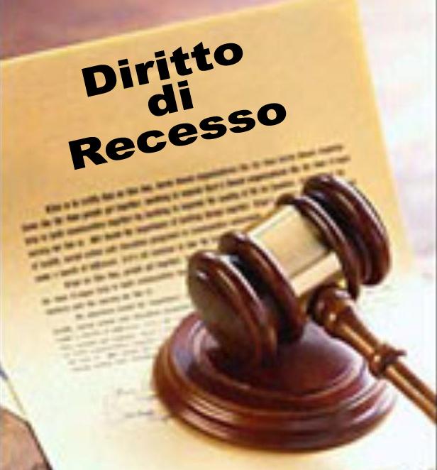 Diritto recesso le spese di consegna devono essere - Diritto di recesso poltrone e sofa ...