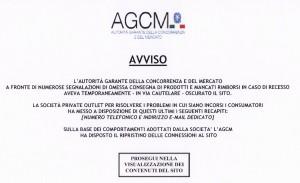 Provvedimento AGCM